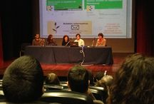 Lançamento Antologia 'Por Mundos Divergentes' / Lançamento da Antologia 'Por Mundos Divergentes' e do conto 'Somos Felizes' no Fórum Fantástico de 2014