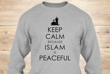 Muslim Tshirt / Muslim Tshirt MADE in the USA and shipped with tracking!