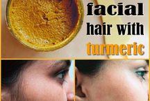 remove face hair