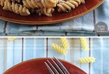 pasta et  legume