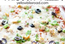 Party Food / Food to make and share / by SheIsWest