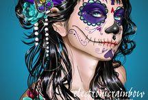 Día de los Muertos / by Jena McElheny