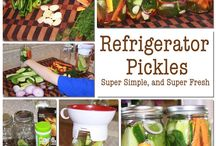 Pickles / by Jim Barron