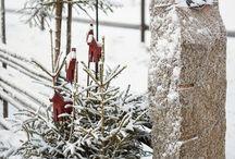 seasonal - christmas garden