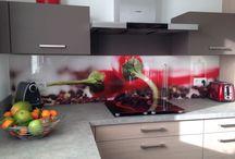 Kitchen / Crédence