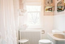 Pink Bathroom Ideas / by Kelly Durkee