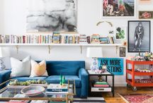 eclectic living