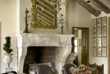 L&G, Fireplaces / Fireplace Vignettes