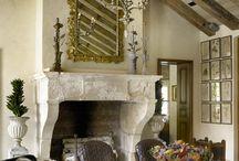 L&G, Fireplaces / Fireplace Vignettes