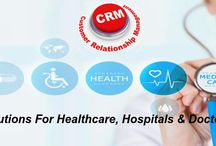CRM Solutions For Healthcare, Hospitals And Doctors