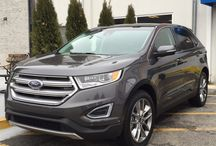 2015 Ford Edge / Check out the bold new design of the 2015 Ford Edge. A perfect balance of refined luxury and sporty look and feel! If you are passionate about driving, the Ford Edge is for you! Here are a few photos from earlier this morning.  If you're interested in getting a sneak peek, you'll need to stop by today. This particular 2015 Ford Edge is a non-production model.  The production models will be in our inventory with 2 months!