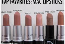 Mac lippies
