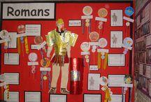 roman display