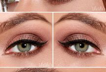 Parfait make-up and hairstyle