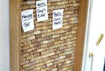 corks / cork boards crafts / by Roselyn Roder