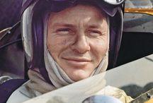 Bruce McLaren / GP Germania  Nurburgring 3-8-1958