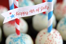 4th of July Party Food / Ideas / by Michele Ruvola