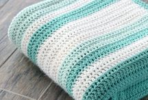 Crochet Afghans, Blankets, Throws
