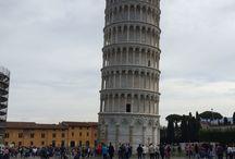 Pisa Italië / Tijdens een kort bezoekje aan Pisa hebben we alle bezienswaardigheden van deze stad in Toscane bezocht.