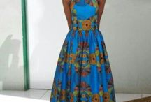 African traditional fashion