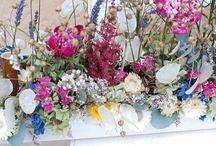 květinové dekorace jaro