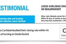 DealerSocket Case Studies / by DealerSocket