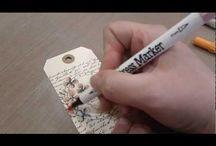 Tim Holtz Distress Pen