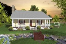 Tiny Houses / by Angela2BPecked