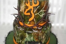 grooms cake ideas / by Danielle Etchison