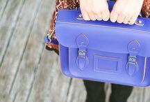 Purple N Z bag