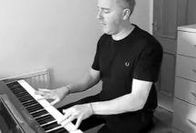 Piano:  Dr K (Brendan Kavanagh)