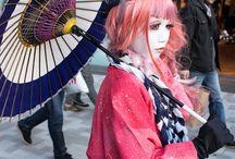 Street Fashion Japan