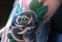 Black Rose Tattoo!