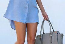 SPRING TREND - Shirt-Dress