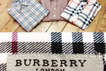 Womens Burberry clothes / Vintage Womens Burberry clothing