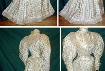 1890 - Dresses