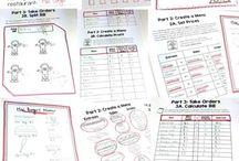 3-5 Math Enrichment