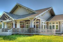 Custom Traditional Homes / These are all custom traditional homes designed by Haven Design Workshop and located the the beautiful North West Washington area.