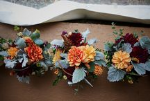 october wedding ideas / by Tabitha Guice