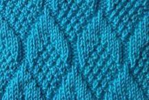 Patron tricot