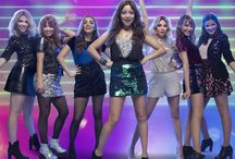 PHOTO DE GROUPE DE FILLE SOY LUNA