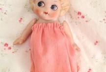 Antonia kewpie doll