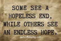 Hope / Hope Quotes