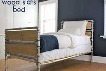 Cottage bed ideas