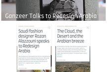 Arabic language/script typography