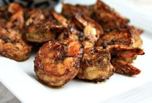 Party Food / Small bites that are great for parties.