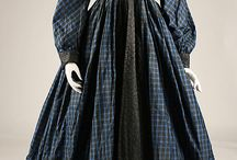 Robes 1850-60's