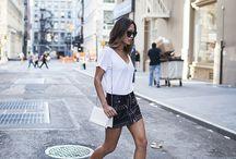 STREET STYLE / wear for brunch