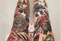 Leg sleeve - old school