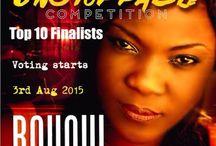 B.O.U.Q.U.I Unstoppable Rap Competition - Top 10 finalists